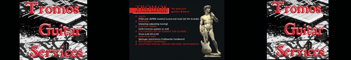 Tromos Guitar Services